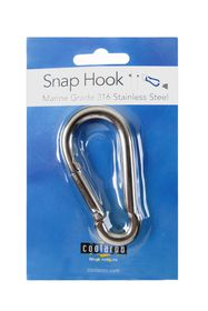Coolaroo - Snap Hook Marine Grade 316 - Stainless Steel