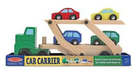 Melissa & Doug Wooden Car Carrier