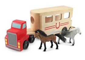 Melissa & Doug Horse Carrier
