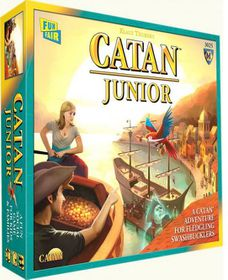 Settlers of Catan Catan Junior Board Game