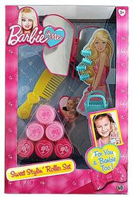 Barbie & Me Glamtastic Sweet Styling Rollers