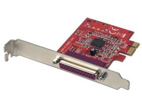 Lindy 1-Port Parallel PCI Express Card
