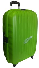 Tosca Airmax TSA Injection Mould PP 70cm Trolley Case - Green