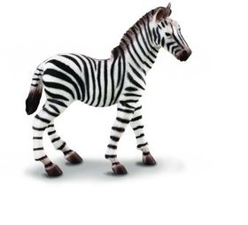 CollectA Zebra Foal - Medium