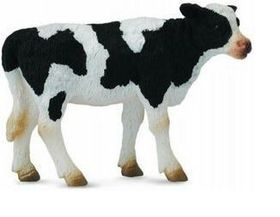 CollectA Friesian Calf Standing - Small