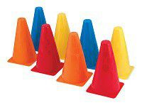 Melissa & Doug Activity Cones - 8 Piece