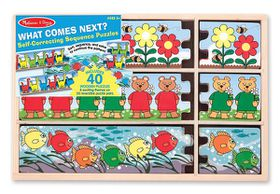 Melissa & Doug Complete the Pattern Cards