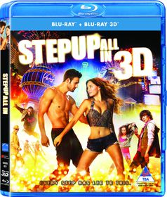 Step Up: All In (3D / 2D Hybrid Blu-ray)