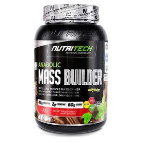 Nutritech Anabolic Mass Builder - Choc Mint 1.5kg