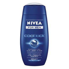 Nivea Bath Cool kick for Men 250 ml