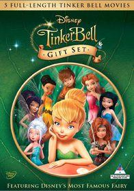 Tinkerbell 1-5 Box Set  (DVD)