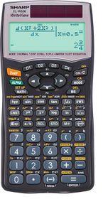 Sharp EL-W506 Scientific Calculator
