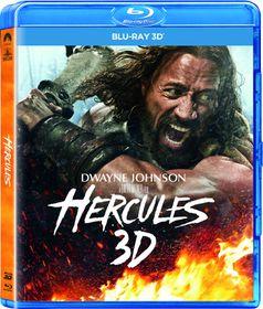 Hercules (2014) (3D Blu-ray)