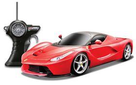 Maisto Remote Control 1/24 Ferrari LaFerrari - Red