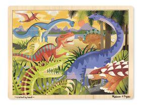 Melissa & Doug Dinosaur Jigsaw - 24 Piece
