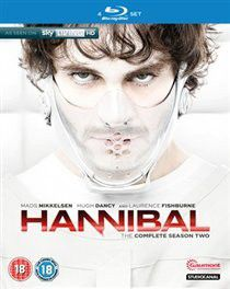 Hannibal: The Complete Season Two (Import Blu-ray)