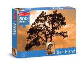 Melissa & Doug Tree Island Jigsaw Puzzle - 500 Piece