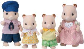 Sylvanian Family Hamster Family