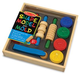Melissa & Doug Shape - Model & Mould