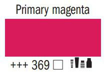 Amsterdam Acrylic Colour 120ml Tube - Primary Magenta (369)