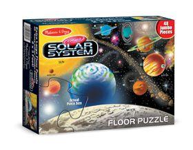 Melissa & Doug Solar System Floor Puzzle - 48 Piece