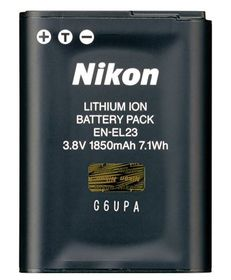 Nikon EN-EL23 Li-ion Battery