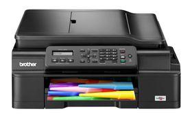 Brother MFCJ200 Ink Benefit Printer