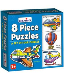 Creatives Toys 8 Piece Puzzles