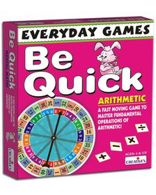 Creatives Toys Everyday Games- Be Quick Arithmetic