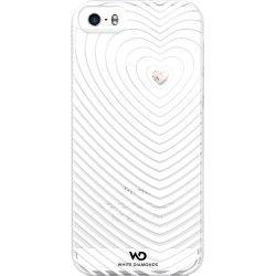 White Diamonds iPhone 6 Mobile Case Heartbeat - White