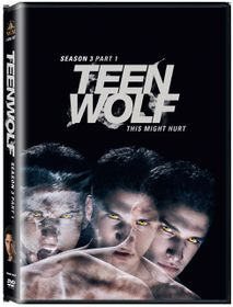 Teen Wolf - Season 3 Part 1 (DVD)