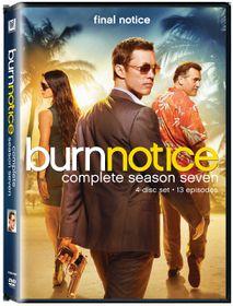 Burn Notice Season 7 (DVD)