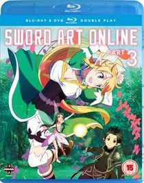 Sword Art Online: Part 3 (Import Blu-ray)