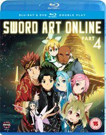 Sword Art Online: Part 4 (Import Blu-ray)