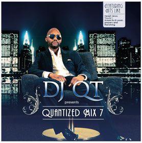 Dj Qt - Quantitzed Vol 7 (CD)