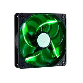 Coolermaster Sickleflow X 120mm LED Fan - Green