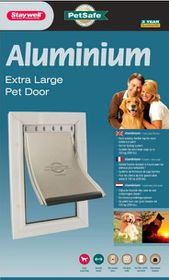 Staywell - Pet Door Aluminium