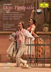 Don Pasquale: Metropolitan Opera (Levine) (Import DVD)