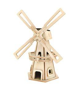 Robotime Solar Windmill-1 - 34 Piece