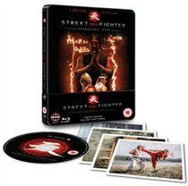 Street Fighter: Assassin's Fist (Import Blu-ray)