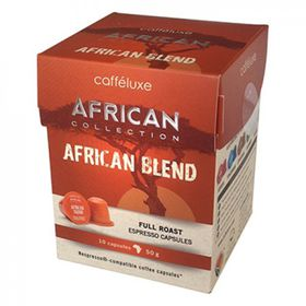 Caffeluxe African Collection - African Blend