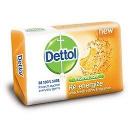 Dettol Soap Re- Energize - 175g