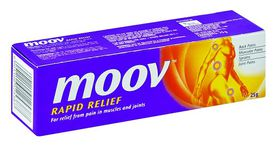 Moov Ointment Rapid Relief Cream - 25g