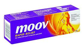 Moov Ointment Rapid Relief Cream - 50g
