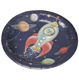 Ginger Ray - Paper Plates - 8 Pack