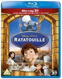 Ratatouille (Import 3D Blu-ray)