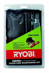 Ryobi - 5/32 Inches Chainsaw Sharpening Kit