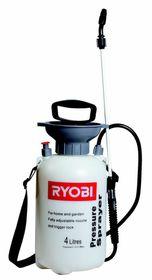 Ryobi - 4 Litre Pressure Sprayer With 1.2M Hose