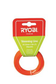 Ryobi - Trimming Line Square 2.0Mm X 8M