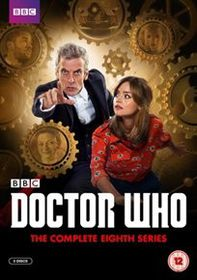 Doctor Who - The New Series: Series 8 (Import DVD)
